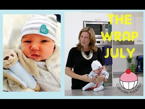 The Wrap! Meet Baby Jacob and get my Recipe Book for FREE!