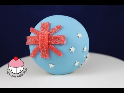 AUSTRALIA DAY CUPCAKES! Australian Flag Cupcake Tutorial by Cupcake Addiction
