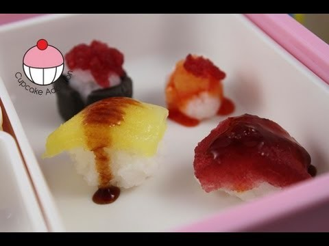 Make Candy Sushi – Popin Cooking FAIL! A Cupcake Addiction How NOT To Make Gummi Candy