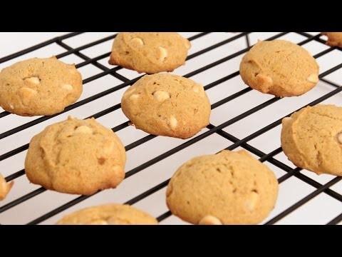 White Chocolate Chip Pumpkin Cookies Recipe – Laura Vitale – Laura in the Kitchen Episode 836