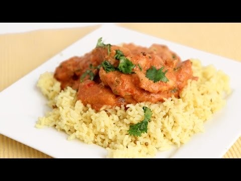 Indian Inspired Butter Chicken Recipe – Laura Vitale – Laura in the Kitchen Episode 805