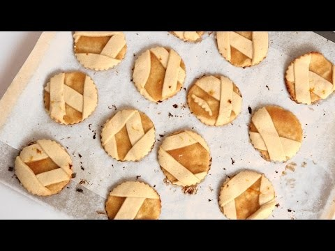 Homemade Apple Pie Cookies Recipe – Laura Vitale – Laura in the Kitchen Episode 835