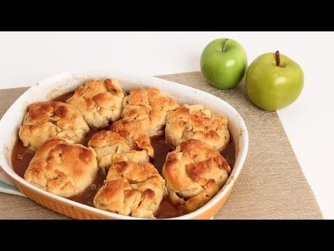 Homemade Apple Dumplings Recipe – Laura Vitale – Laura in the Kitchen Episode 829