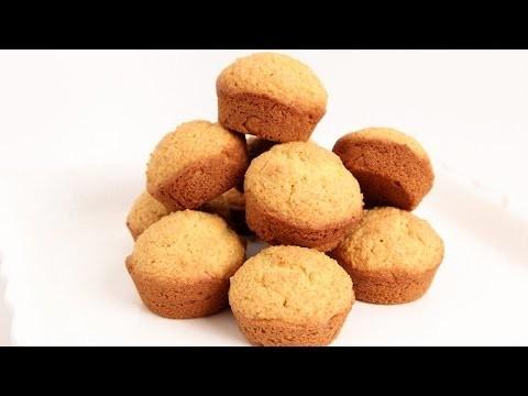 Maple Cornbread Muffins Recipe – Laura Vitale – Laura in the Kitchen Episode 847
