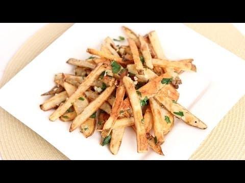 Best Oven Fries Recipe! – Laura Vitale – Laura in the Kitchen Episode 773