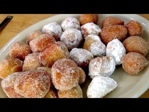 Zeppole – Italian Doughnuts Recipe by Laura Vitale – Laura in the Kitchen Episode 163