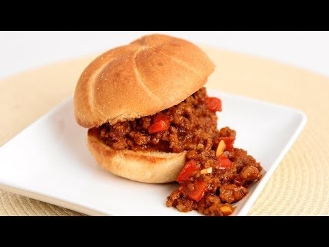 Homemade Sloppy Joes Recipe – Laura Vitale – Laura in the Kitchen Episode 746