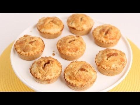 Mini Apple Pie Recipe – Laura Vitale – Laura in the Kitchen Episode 643
