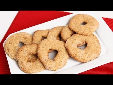 Rococo Cookies Recipe (Almond Spiced Cookies) – Laura Vitale – Laura in the Kitchen Episode 696