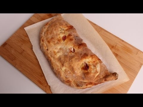Homemade Calzone Recipe – Laura Vitale – Laura in the Kitchen Episode 351