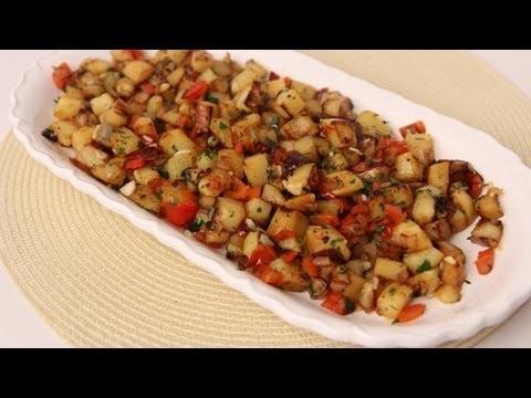 Homemade Potato Hash Recipe – Laura Vitale – Laura in the Kitchen Episode 433