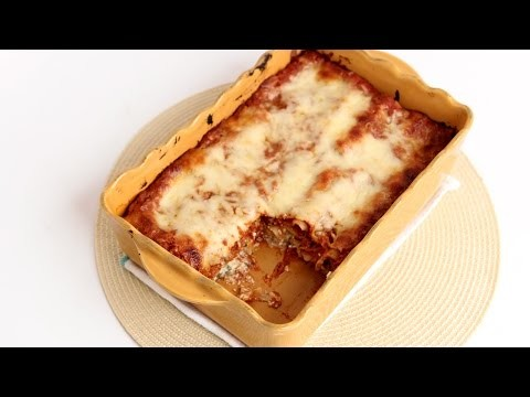 Veggie Lasagna Rolls Recipe – Laura Vitale – Laura in the Kitchen Episode 800