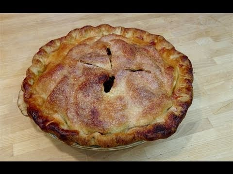 How to Make Homemade Apple Pie from Scratch – Recipe by Laura Vitale – Laura in the Kitchen Ep. 74