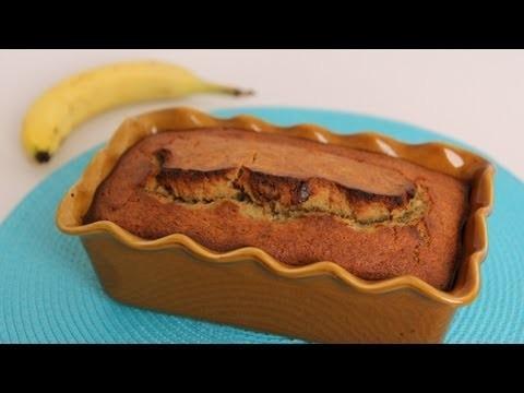Gluten Free Banana Bread Recipe – Laura Vitale – Laura in the Kitchen Episode 522