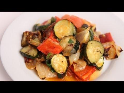 Homemade Ratatouille Recipe – Laura Vitale – Laura in the Kitchen Episode 396