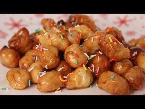Italian Struffoli Recipe – Laura Vitale – Laura in the Kitchen Episode 264