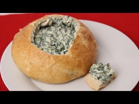 Homemade Spinach Dip Recipe – Laura Vitale – Laura in the Kitchen Episode 421