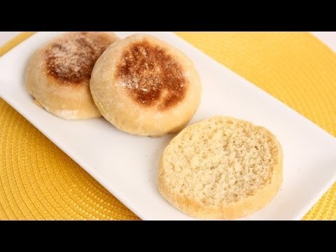English Muffins Recipe – Laura Vitale – Laura in the Kitchen Episode 651
