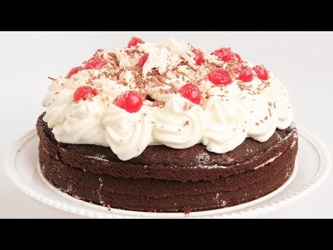 Black Forest Cake Recipe – Laura Vitale – Laura in the Kitchen Episode 841