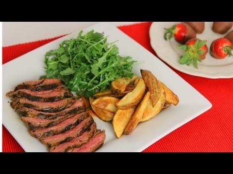 Valentine's Day Meal – Laura Vitale – Laura in the Kitchen Episode 537