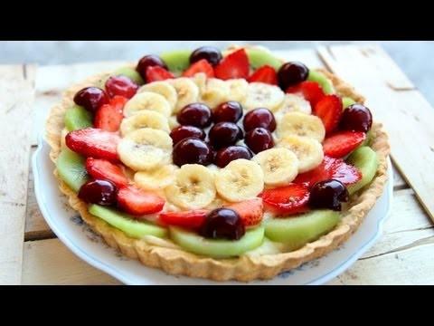 Nonna's Italian Fruit Tart Recipe – Laura Vitale – Laura in the Kitchen Episode 647