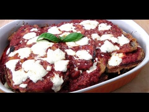 How to Make Eggplant Parmesan – Recipe by Laura Vitale – Laura In The Kitchen Episode 56