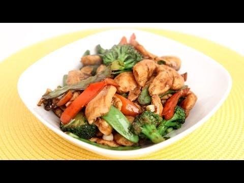 Chicken & Veggie Stir Fry Recipe – Laura Vitale – Laura in the Kitchen Episode 733