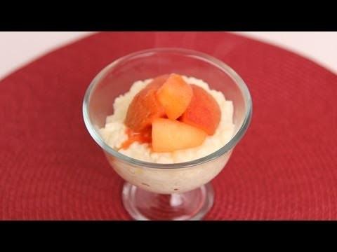 Orange Scented Rice Pudding Recipe – Laura Vitale – Laura in the Kitchen Episode 543