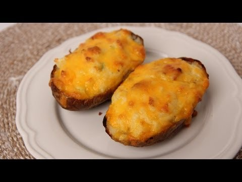 Twice Baked Potatoes – Laura Vitale – Laura in the Kitchen Episode 485