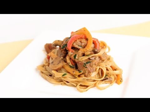 Cajun Chicken Pasta Recipe – Laura Vitale – Laura in the Kitchen Episode 806