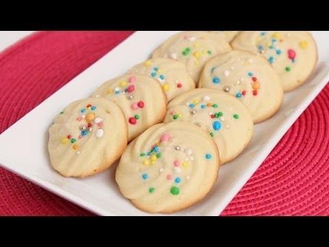 Italian Butter Cookie Recipe – Laura Vitale – Laura in the Kitchen Episode 758