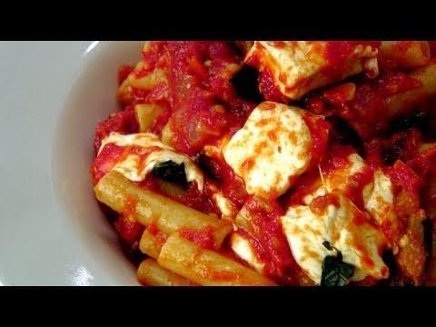 Pasta alla Siciliana – Recipe by Laura Vitale – Laura in the Kitchen Episode 147