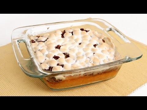 Sweet Potato Casserole Recipe – Laura Vitale – Laura in the Kitchen Episode 840