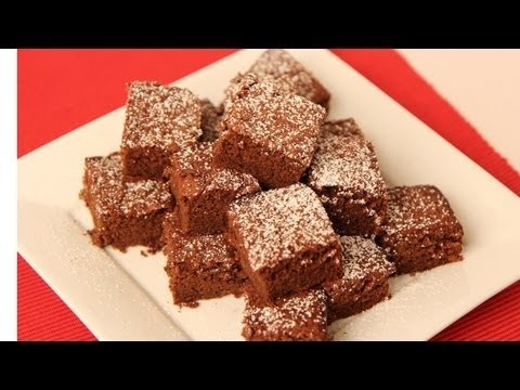Homemade Cakey Brownies Recipe – Laura Vitale – Laura in the Kitchen Episode 451