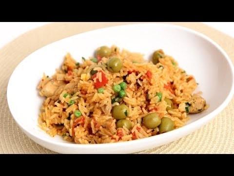 One Pot Chicken & Rice Recipe – Laura Vitale – Laura in the Kitchen Episode 768