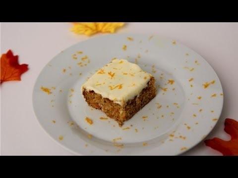 Carrot Cake Bars Recipe – Laura Vitale – Laura in the Kitchen Episode 465