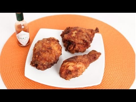 Homemade Fried Chicken Recipe – Laura Vitale – Laura in the Kitchen Episode 611
