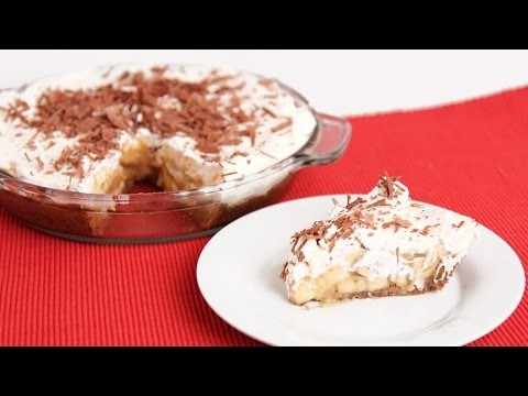 Banoffee Pie Recipe – Laura Vitale – Laura in the Kitchen Episode 819
