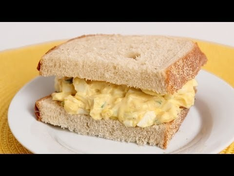Egg Salad Sandwiches Recipe – Laura Vitale – Laura in the Kitchen Episode 752