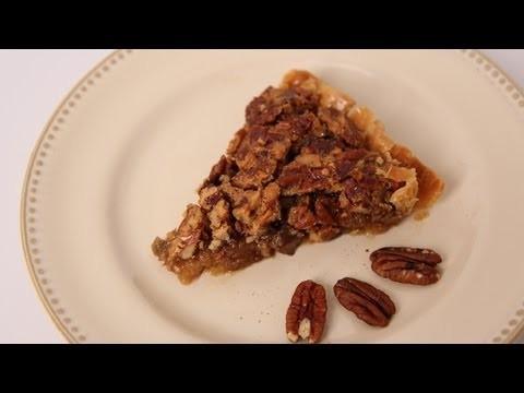 Homemade Pecan Pie Recipe – Laura Vitale – Laura in the Kitchen Episode 488