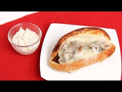 Homemade French Dip Sandwich Recipe – Laura Vitale – Laura in the Kitchen Episode 717