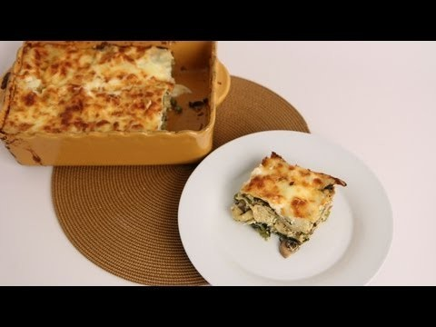 Vegetable Lasagna Recipe – Laura Vitale – Laura in the Kitchen Episode 558