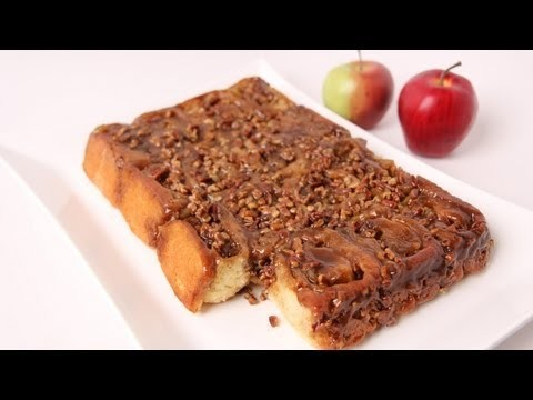 Homemade Sticky Buns Recipe – Laura Vitale – Laura in the Kitchen Episode 482