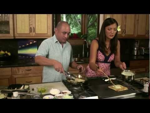 Cooking Hawaiian Style – Episode 2 – Lanai and Kimi Werner (Cooking Channel's Hook Line & Dinner)