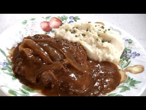 Crock Pot Cube Steak and Gravy Recipe – Amy's Cooking Channel