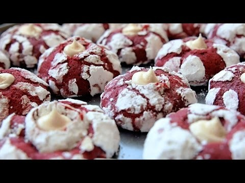 RED VELVET CRINKLES | NEW FILIPINO COOKING CHANNEL | Kusina Sentral