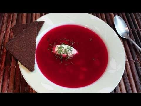 Beef Borscht Recipe – How to Make Beef and Beet Soup