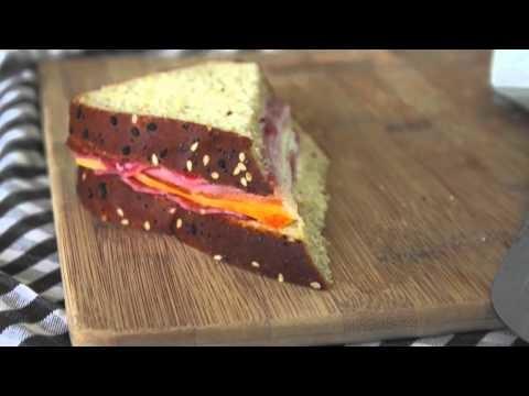 How to Cut a Sandwich Like Bobby Flay