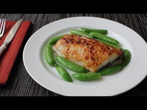 Miso Glazed Black Cod – Easy Broiled Fish Recipe