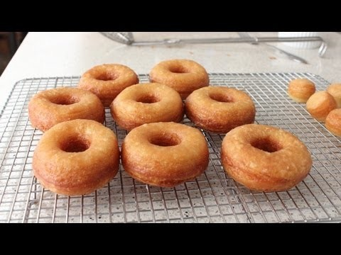 Cronuts – Part 1: How to Make the Dough — Doughnut and Croissant Hybrid Recipe